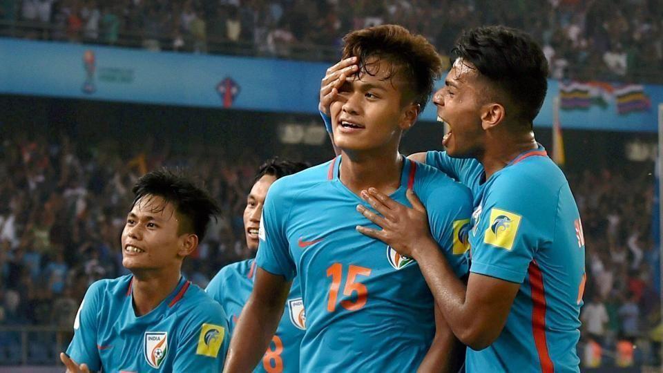 India U17 Vs Ghana U17 Live Stream Fifa U 17 World Cup Starts On 14 30 Gmt At Jawaharlal Nehru Stad Fifa Sports Channel World Cup