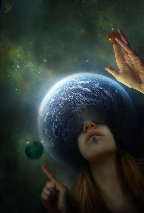 mother earth by monna-giovanna.deviantart.com on @deviantART