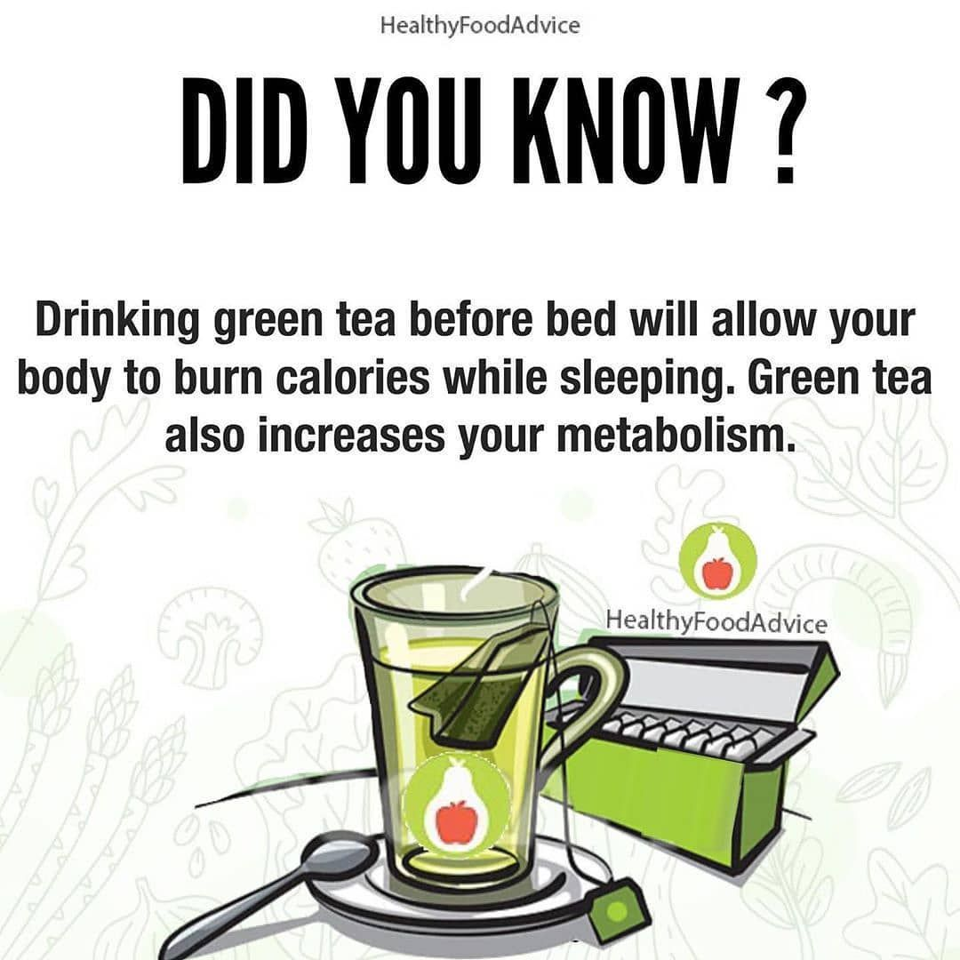 Drinking green tea before bed ?... in 2020 Green tea