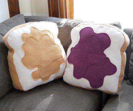 Comfort Food Pillows -   18 diy pillows food ideas