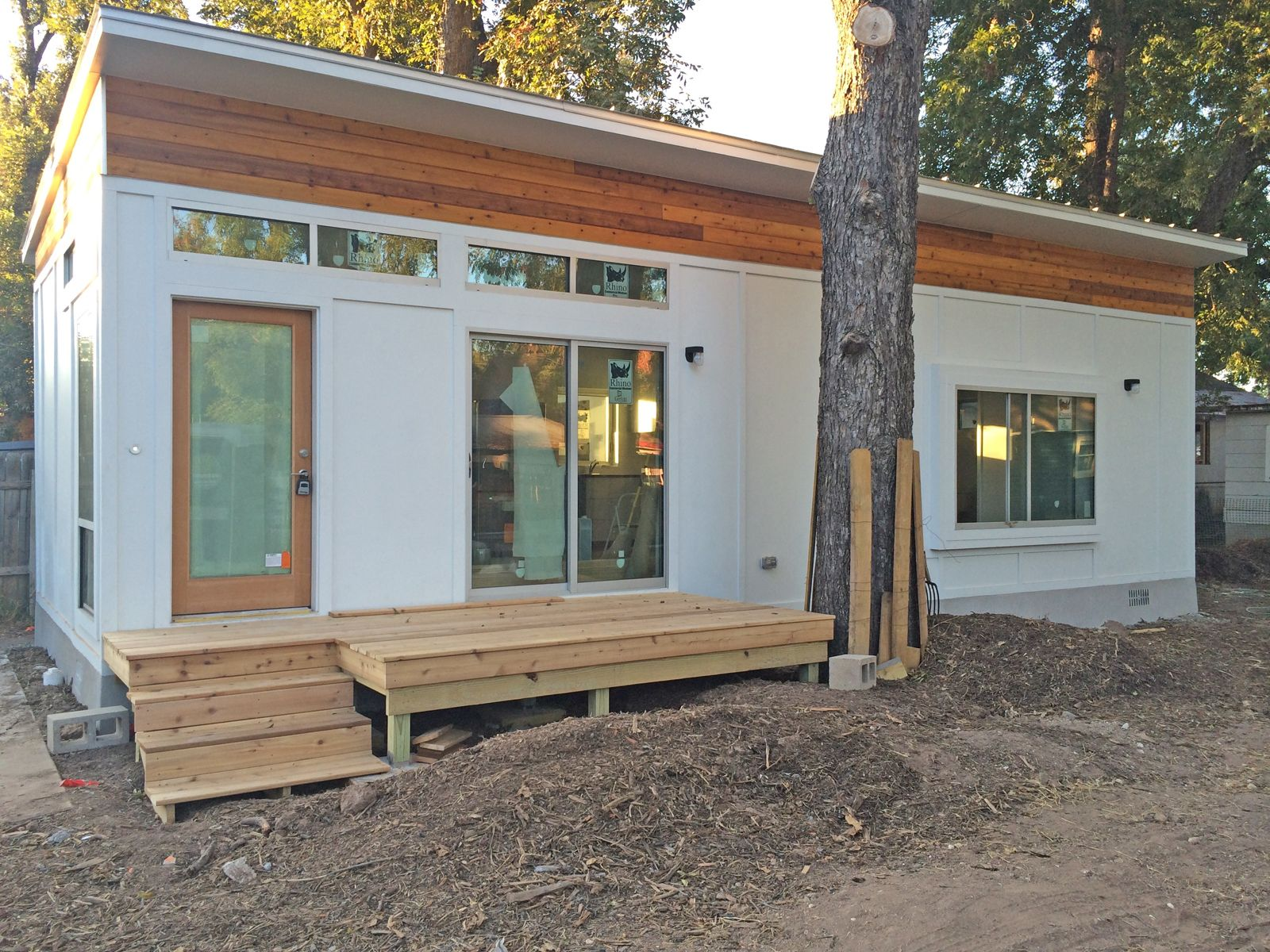 550 Sq Ft 1 Bed 1 Bath Modern Modular Homes Small Modular Homes Prefab Homes