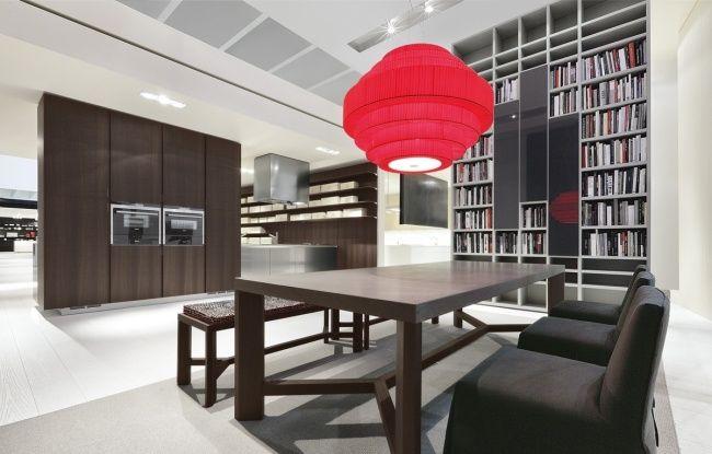 Varenna Küchen ~ Twelve küchen varenna poliform dunkles holz Кухни pinterest
