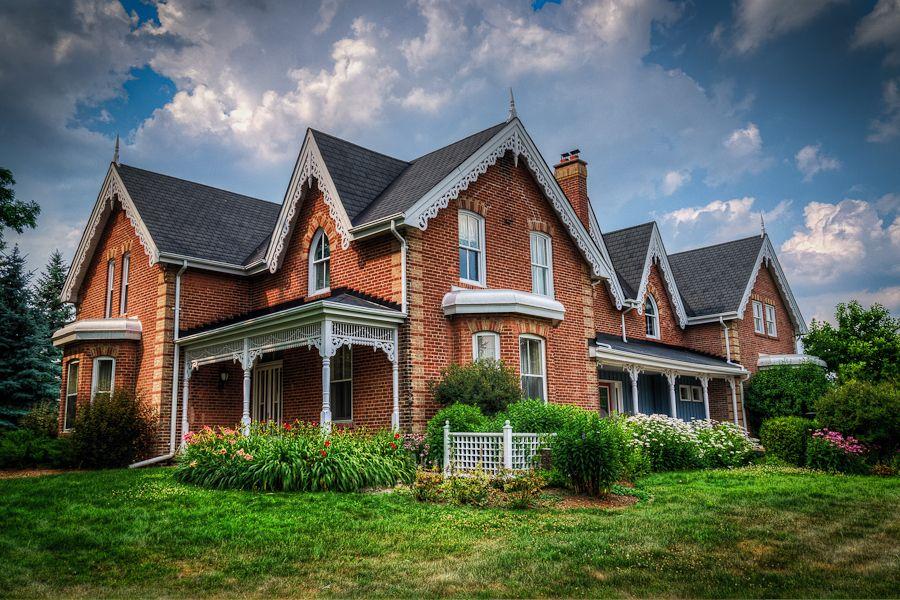 Farm House Caledon Ontario. Old farm houses, Exterior