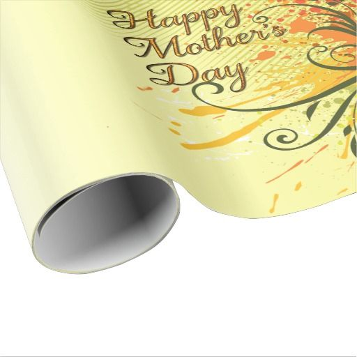 Happy Mother's Day 38 Wrapping Paper