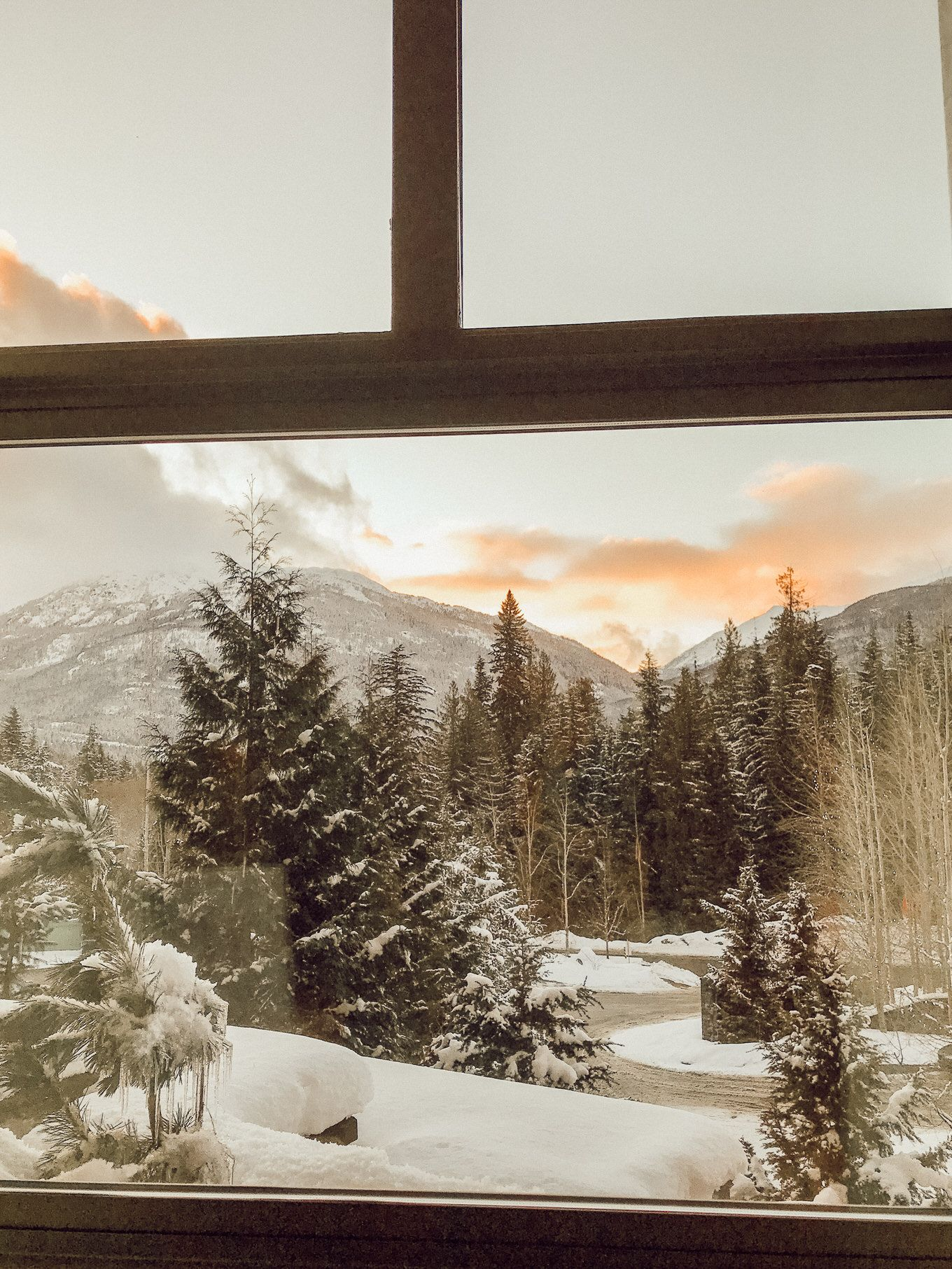 Our Canada Travel Diary with The Four Seasons Whistler