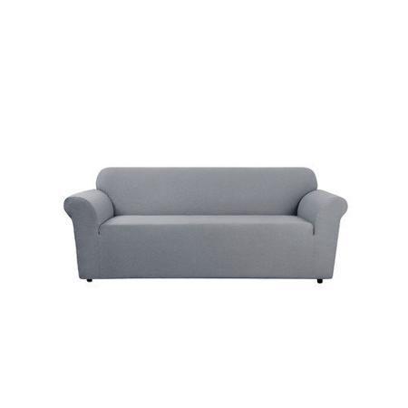 Surprising Sure Fit Stretch Delicate Leaf 1 Piece Sofa Slipcover Download Free Architecture Designs Embacsunscenecom