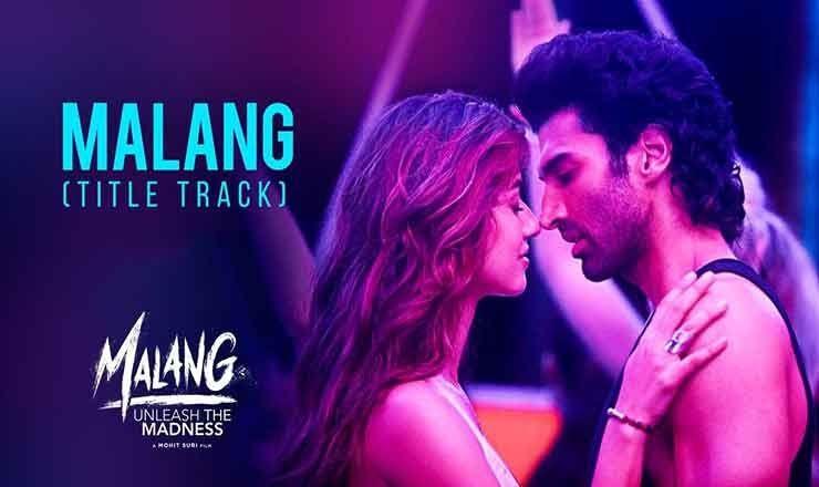 Malang Lyrics In Hindi From Movie Malang Sung By Ved Sharma Malang Song Is Written By Kunaal Vermaa Harsh Limbachiya Music Co In 2020 New Hindi Songs Song Hindi Songs