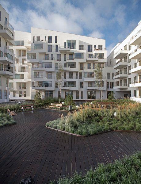 Harbour Isle Apartments Lundgaard Tranberg Wohnungsbau Mehrfamilienhäuser Städtebau
