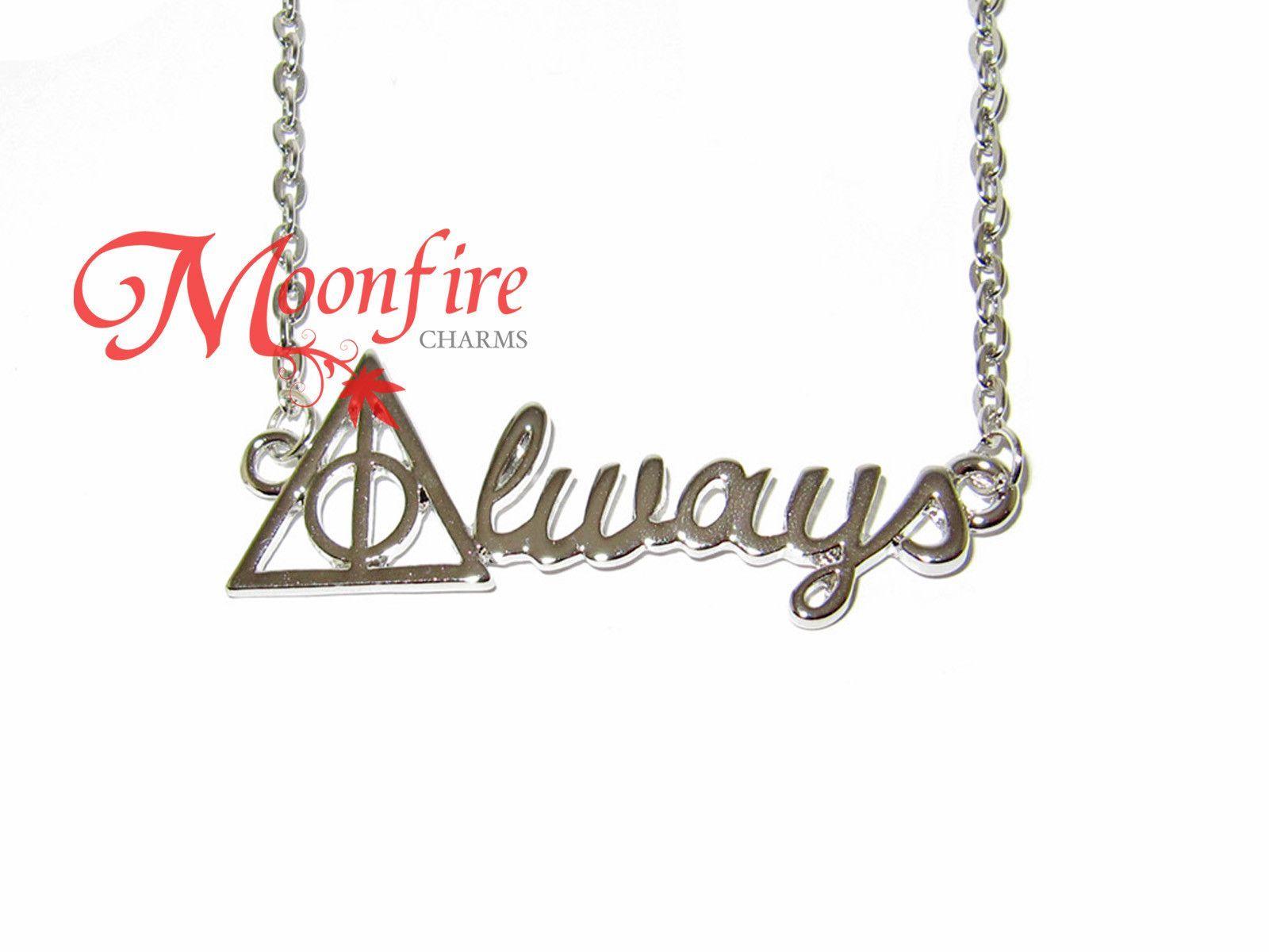 Wizarding world always deathly hallows symbol necklace wizarding world always deathly hallows symbol necklace buycottarizona
