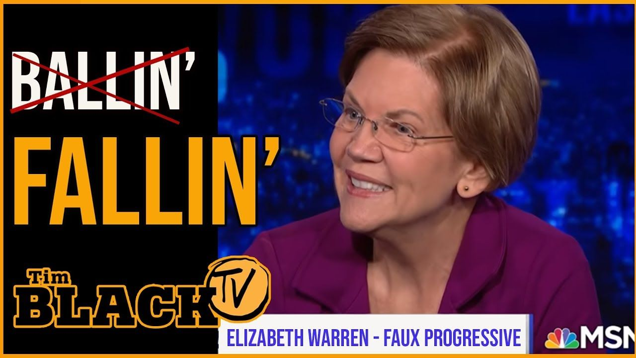 Elizabeth Warren Is Not A Progressive Tim Black Elizabeth