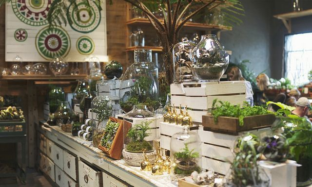 terrain holiday open house by sewindie, via Flickr