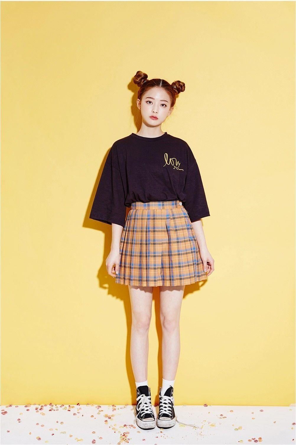 38 Korean Style Fashion for Shake Hollywood #koreanstyleclothing