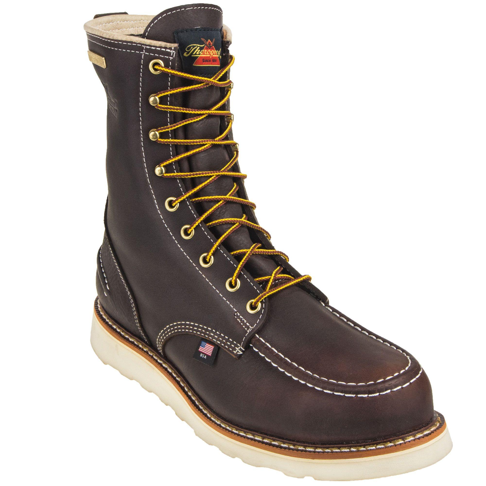 Thorogood Boots Men's 814 3800 American Heritage Non