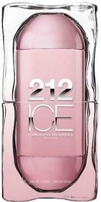 212 Ice By Carolina Herrera Perfume For Women 2010 Limited Edition