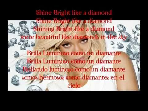 Diamonds-Rihanna Subtitulado Ingles-español