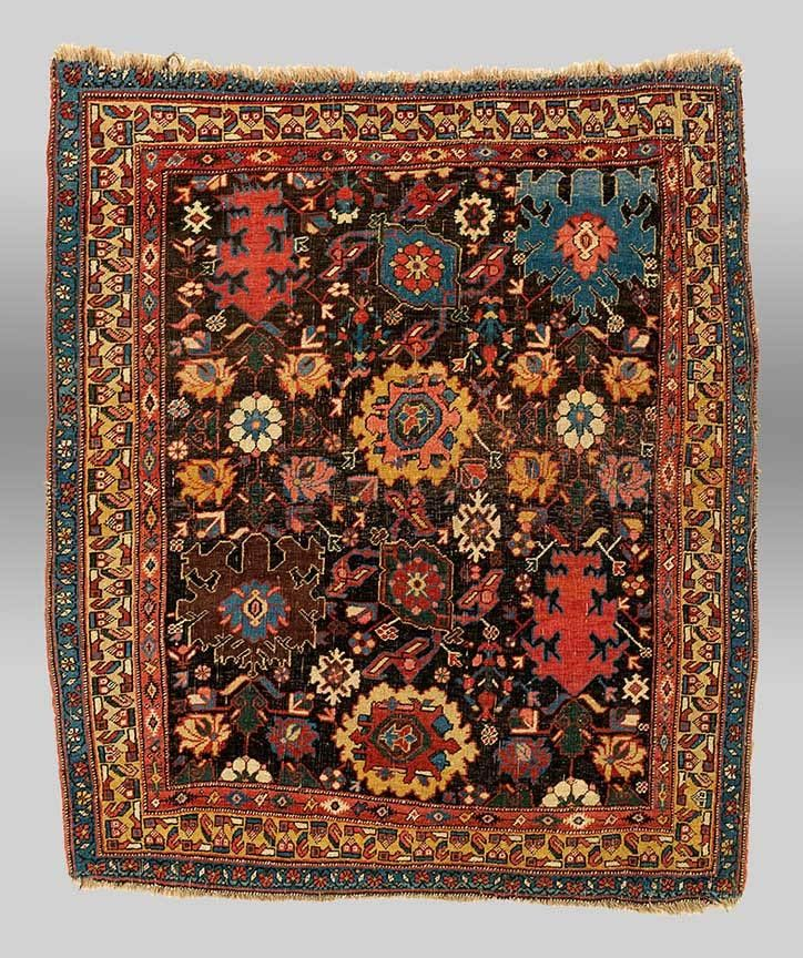 Kurdish Bijar, early 19th c