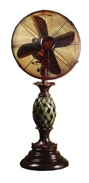 Paradiso Deco Breeze Fan Fan Decoration Table Fan