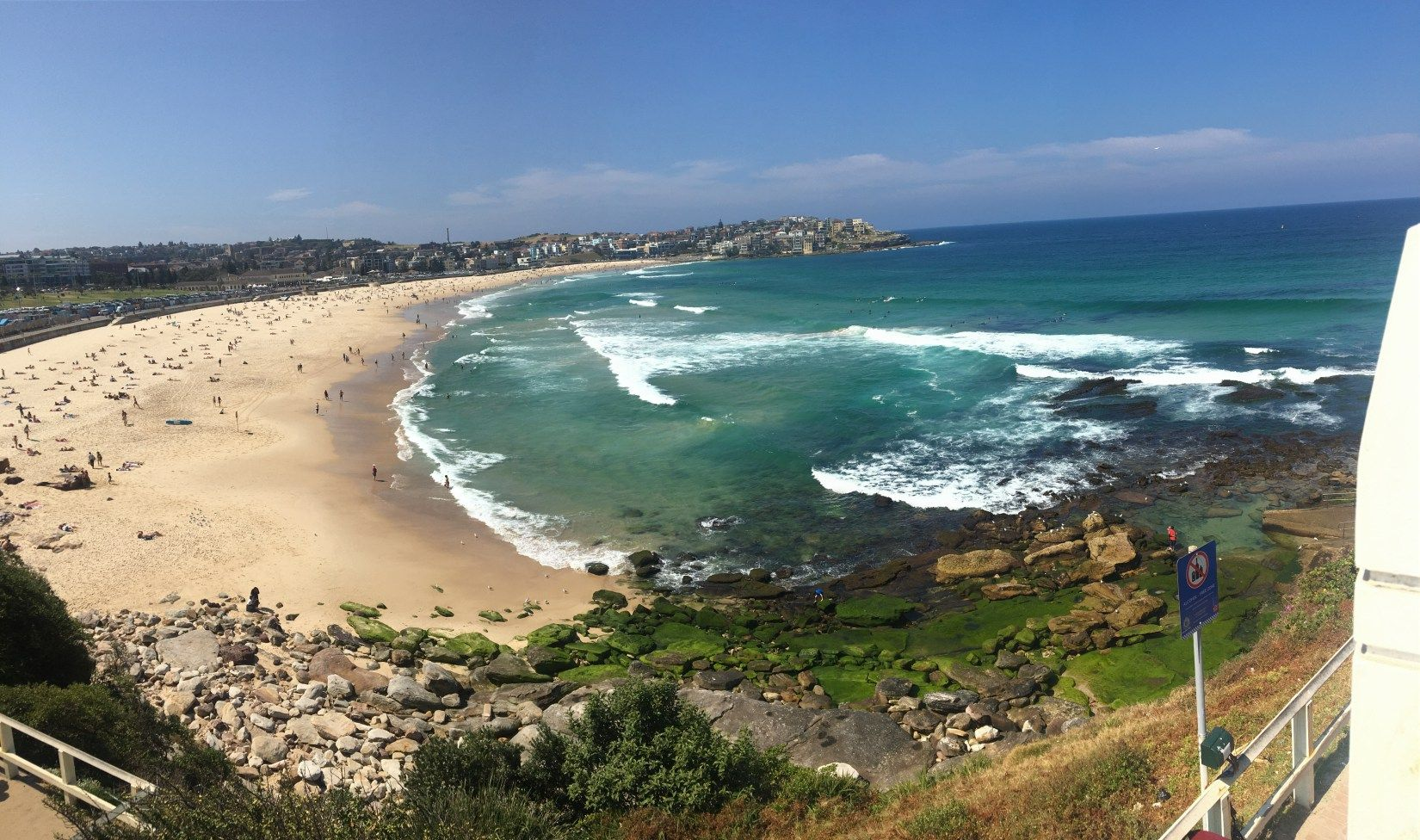 A week is a perfect duration to stop in Sydney if you're