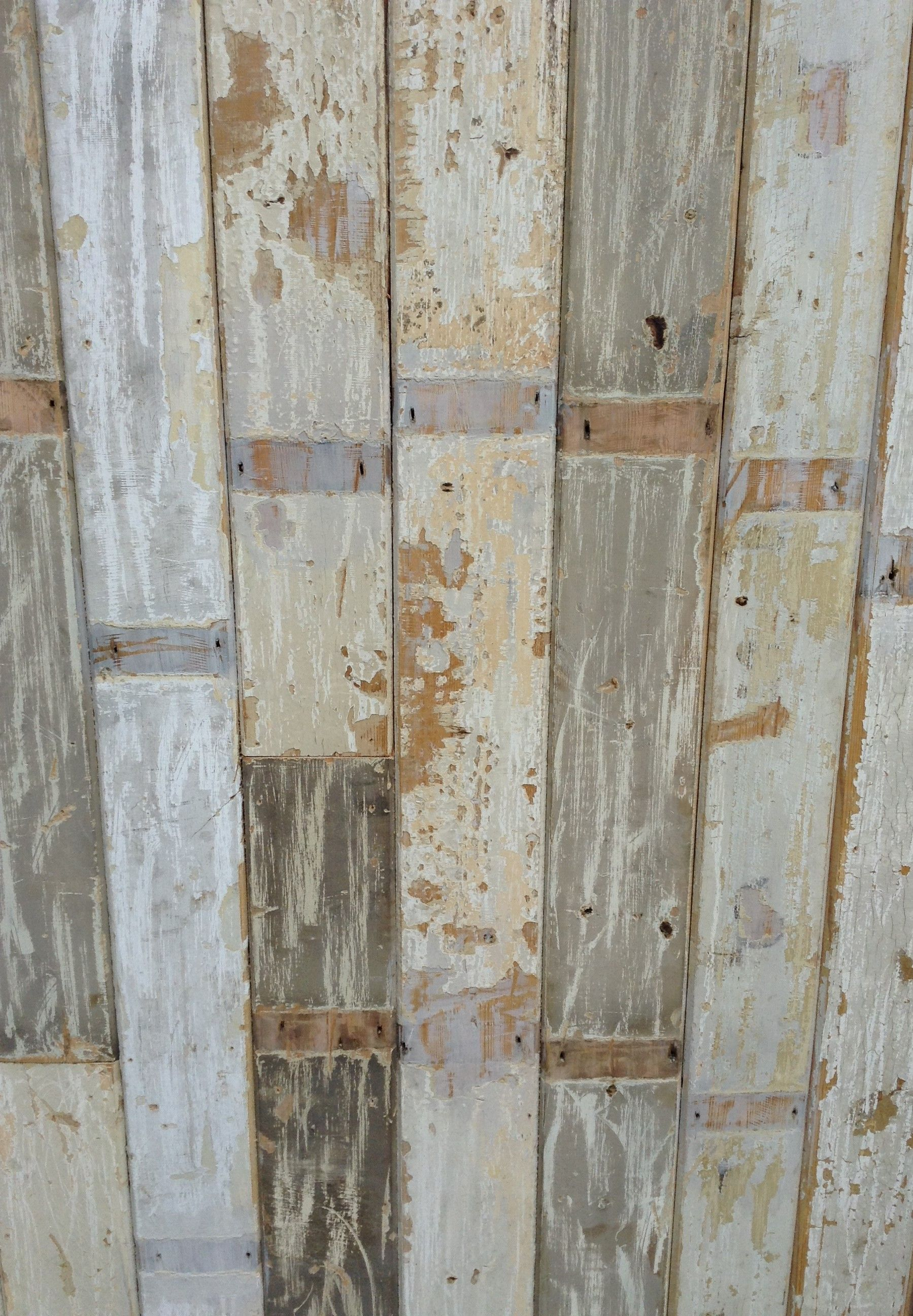 This Stripped Cladding Came From An Old School And Would