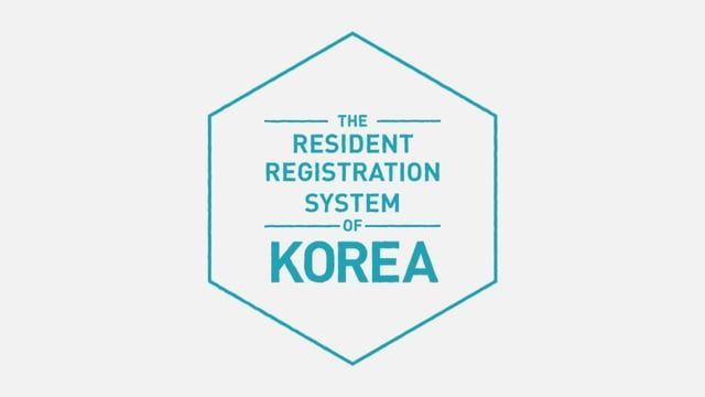 The Resident Registration System Of Korea  Artwork : andromedihan Motion : newme Client : Ministry of Security and Public Administration Advertising Agency : Infographicworks  아트웍 : 한주희 모션 : 김유미 광고주 : 안전행정부 대행사 : 인포그래픽웍스