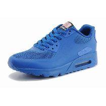 buy online 42b13 46436 Zapatillas Nike Air Max 90! Bandera Americana!!