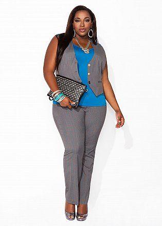 Ashley Stewart plus style
