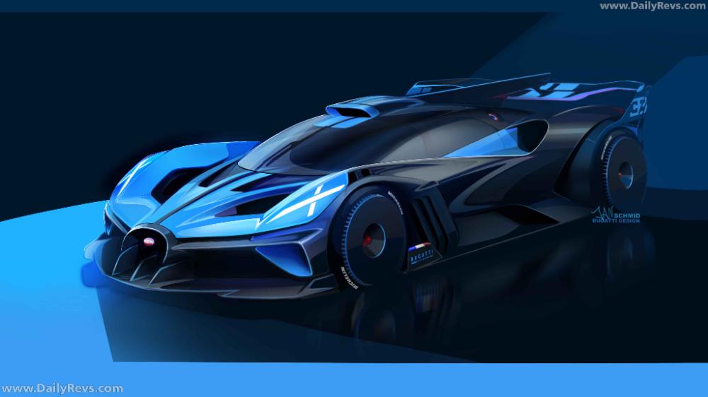 Photo of 2020 Bugatti Bolide Concept – Dailyrevs