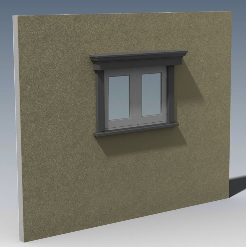 Details About Timber Casement Windows V01 Building Plans 2d 3d Make Your Own Save