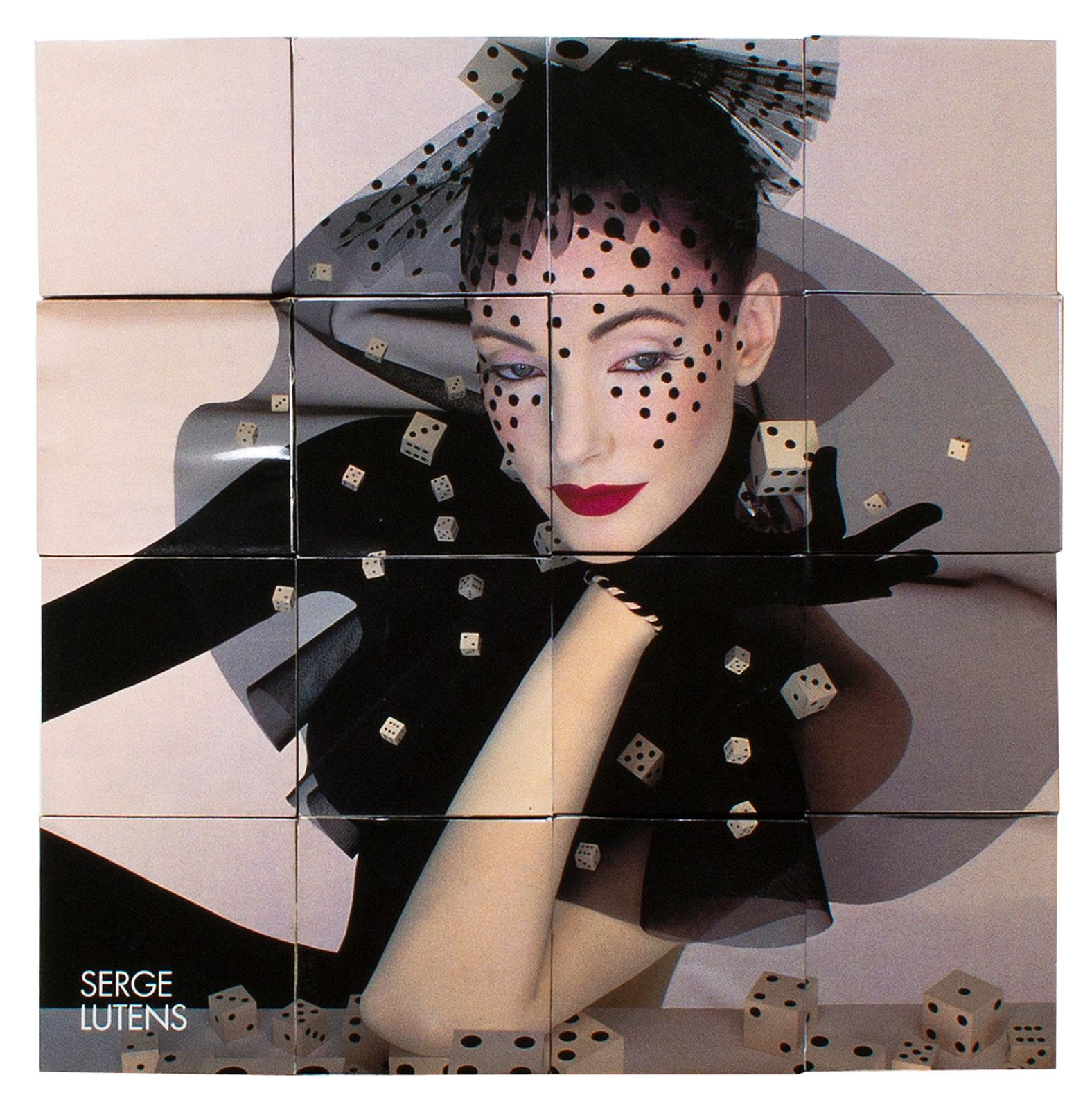 visionaire Fashion photography, Woman painting, Photography