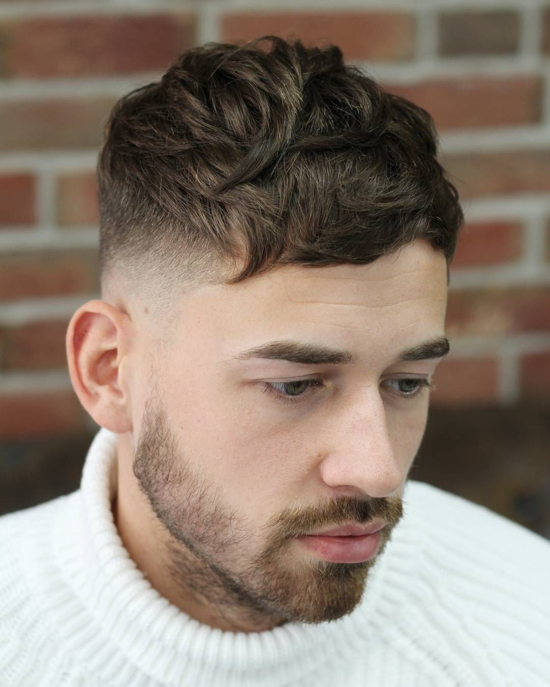 Haircut for small face men updated january   for most men short haircuts and short