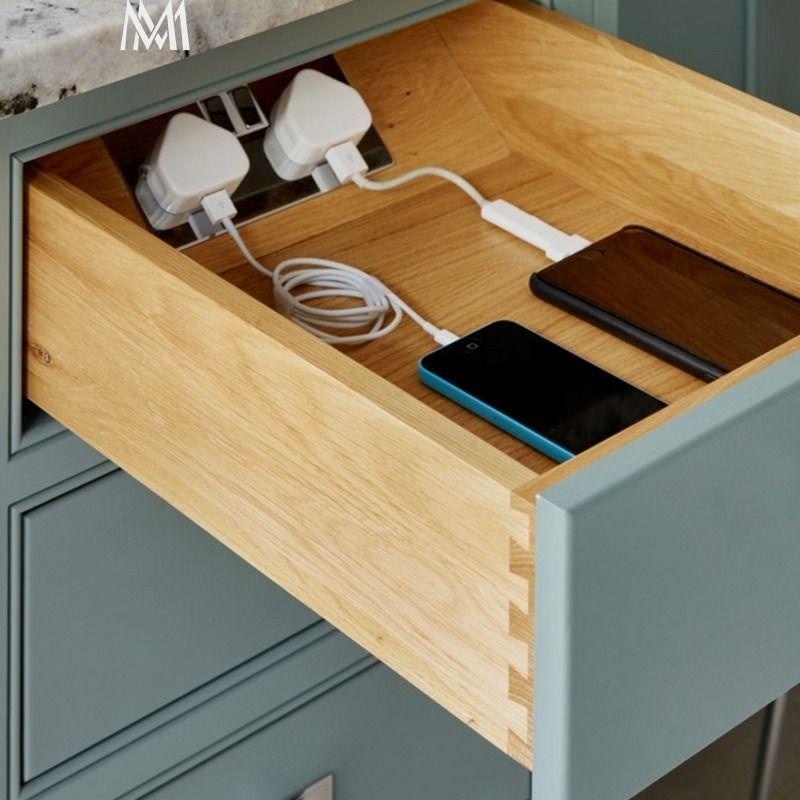 Bespoke Kitchen Storage Solutions Martin Moore Kitchen ideas in