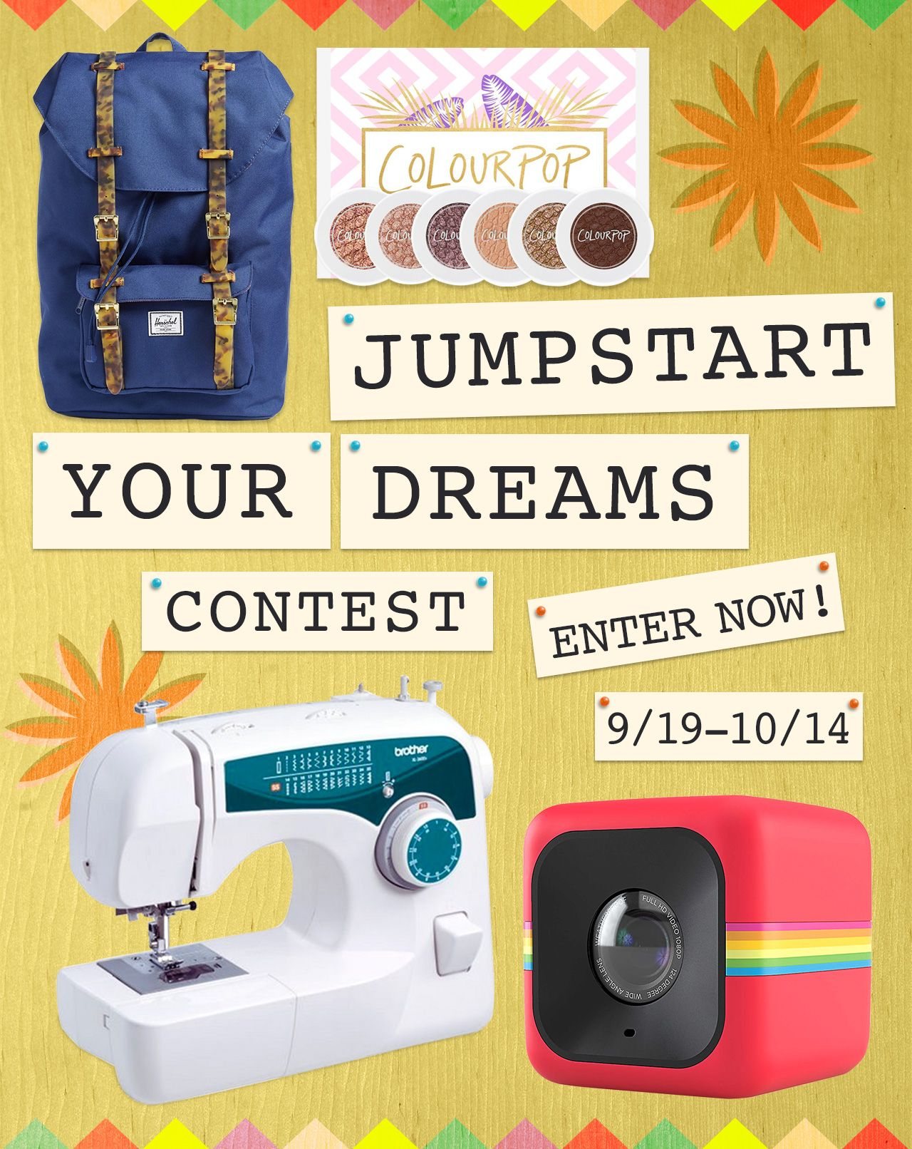 Win A Prize Pack When You Pin Images Related To Your Dream Career