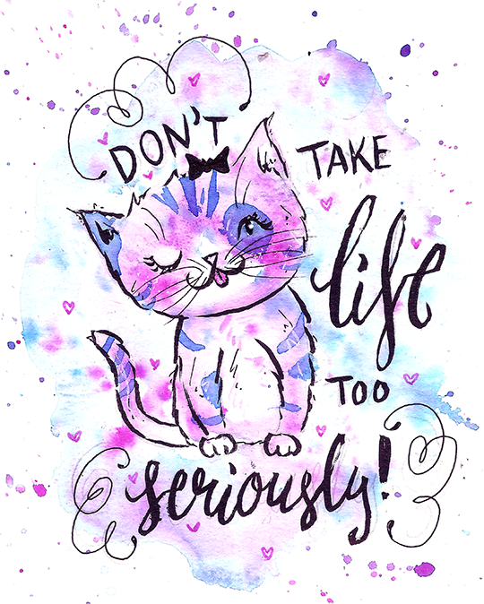 Don't take life too seriously! ;p facebook / pinterest / instagram / flickr