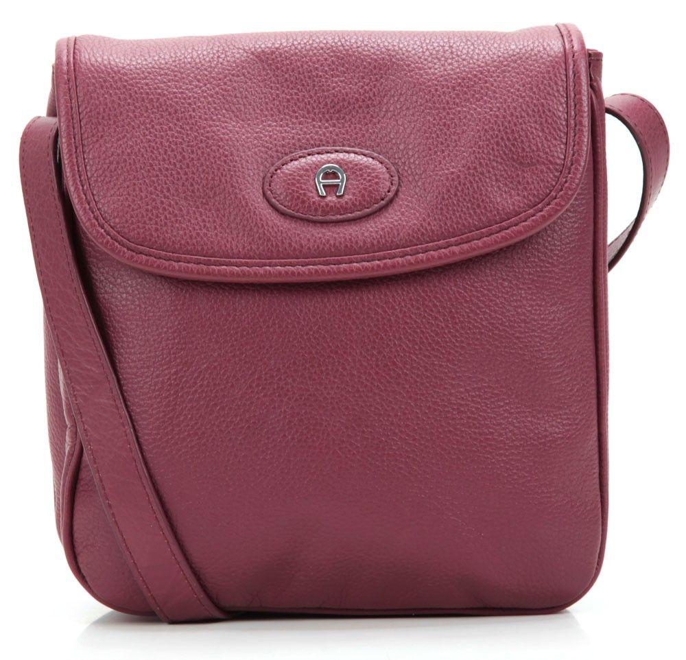 Tasche von Aigner, Classic Schultertasche Leder