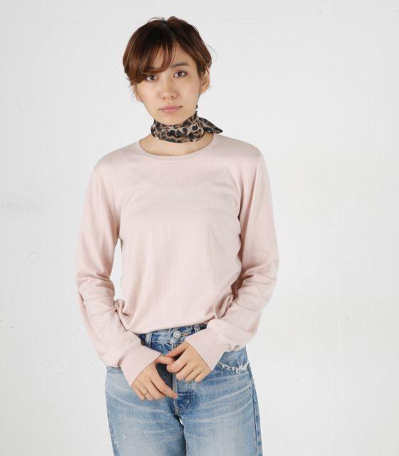 【BASIC CREW NECK セーター】|【MOUSSY】公式通販サイト シェルターウェブストア|SHEL'TTER WEB STORE