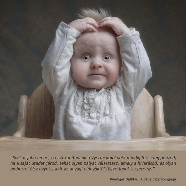 idézetek gyermekeinknek Rüdiger Dahlke gondolata a pénzről. A kép forrása: Édesvíz Kiadó