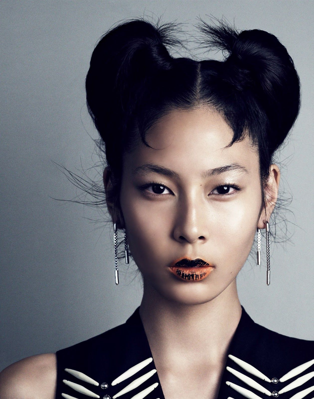 'The Face of East Asia' in Vogue Japan September 2016 by Marcus Ohlsson