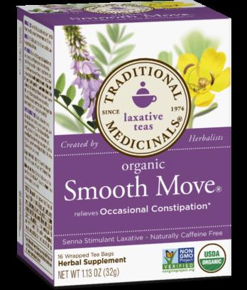 Smooth Move® - Traditional Medicinals