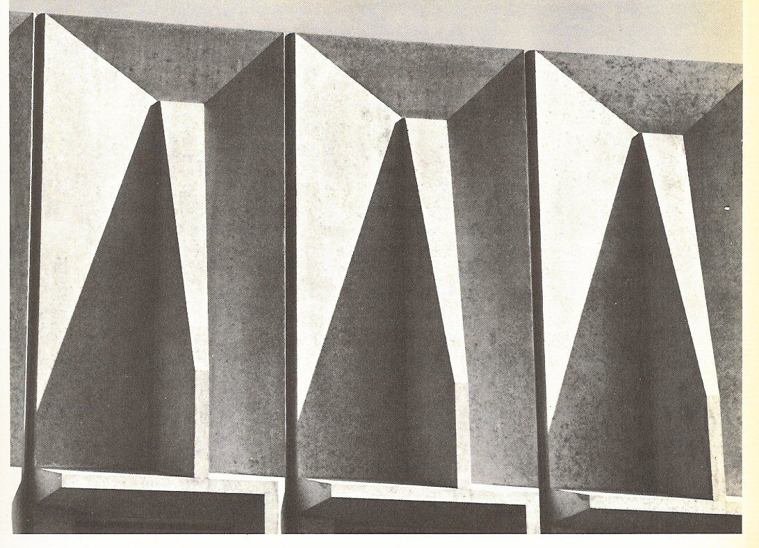 Marcel breuer drawings google search marcel breuer pinterest discover - Marcel breuer architecture ...
