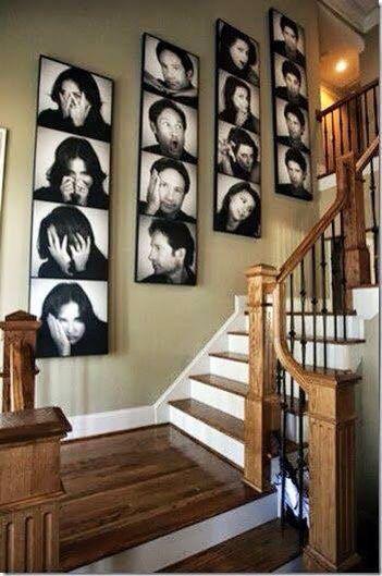 Escalera de casa