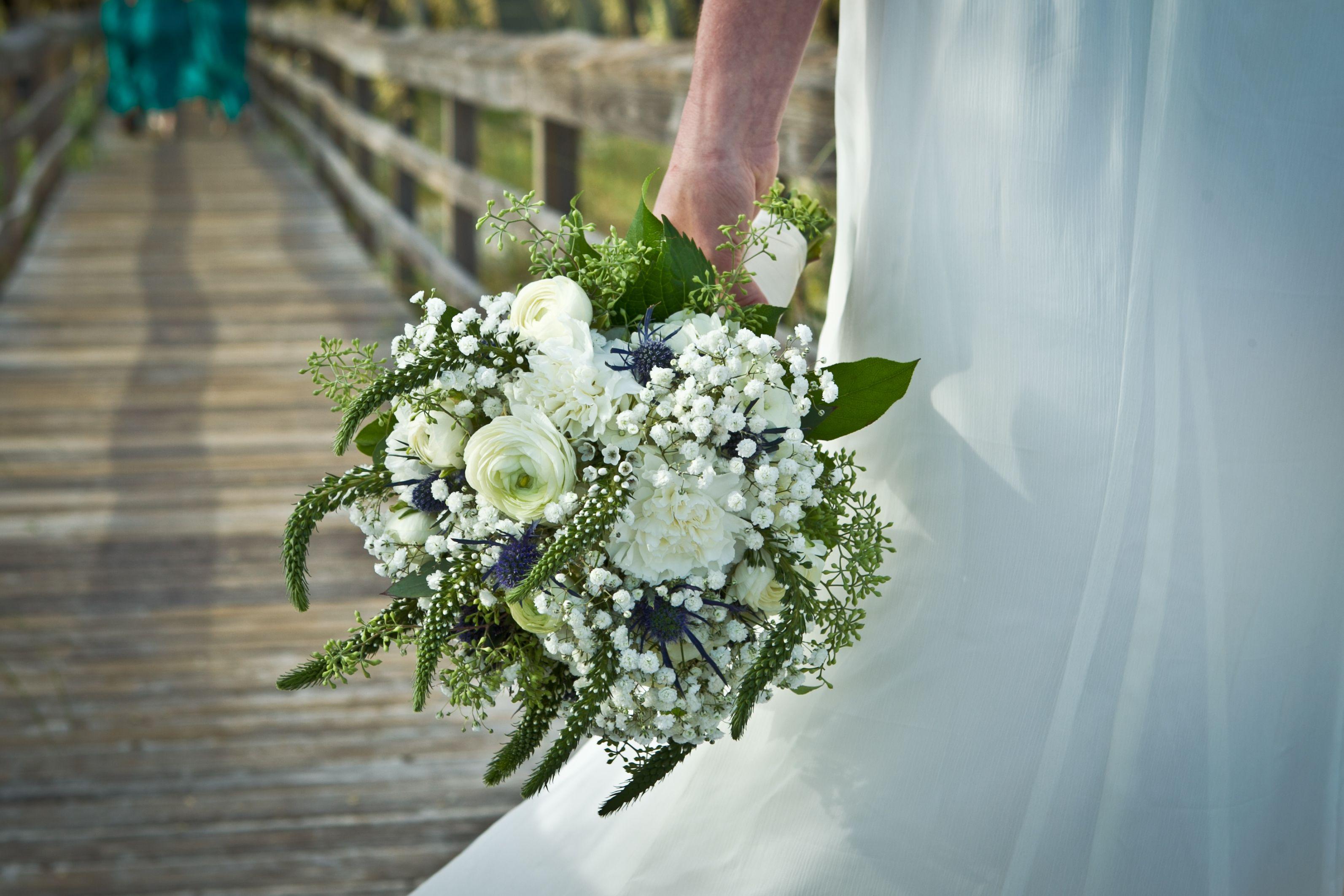 A Bride's dream bouquet!