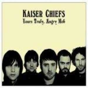 Kaiser Cheifs Kaiser Chiefs Music Albums Music Album Covers
