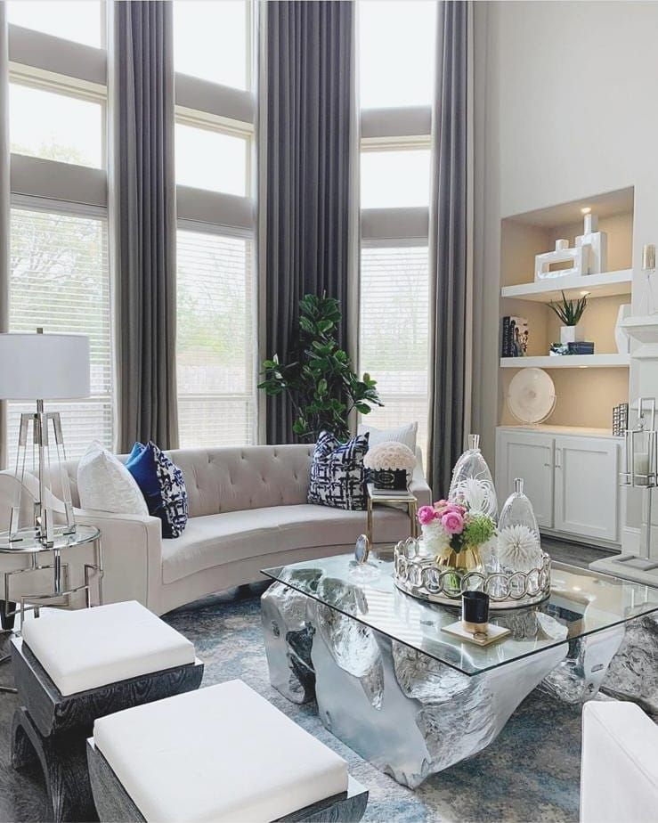 11 Me Gusta 0 Comentarios Totally Glam Decor Totallyglamdecor En Instagram Abs In 2020 Summer Living Room Summer Living Room Decor Best Online Furniture Stores