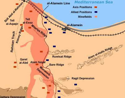 Map of battles of el alamein google search amazing images i explore the battle north africa and more sciox Choice Image