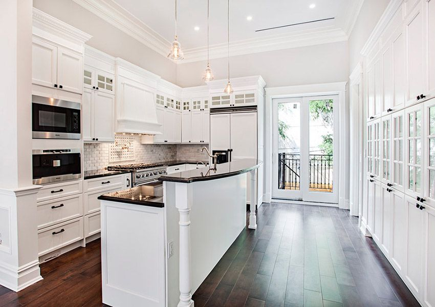 Kitchen Design Ideas (Ultimate Planning Guide) | White cabinets ...