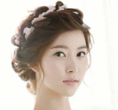 Korean Wedding Hair Makeup Looks Los Angeles