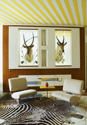 Villa planchart caracas 1955 architect gio ponti for Diseno de interiores venezuela