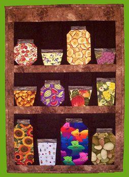 Free Big Block Quilt Patterns | Quilt Block Patterns – Bug Jar ... : canning jar quilt pattern - Adamdwight.com