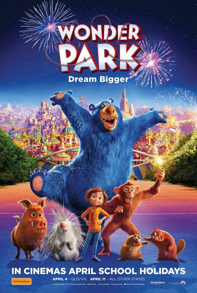 Wonder Park (2019)PG 1h 25min Animation, Adventure