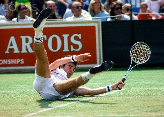 Tennis Jimmy Connors Photo Tennis